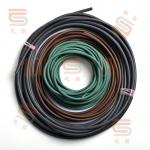 Hydro Testing Material Cord 30mm Rubber Extrusion Products