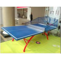 professional big rainbow ping-pong table tennis table