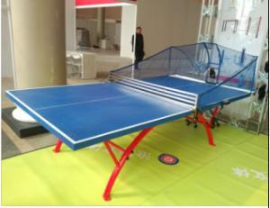 China professional big rainbow ping-pong table tennis table on sale