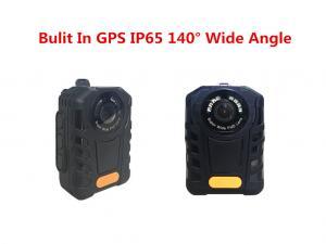 China IR Light Night Vision Hd Body Camera 5.0 MP CMOS Sensor Multi Language on sale
