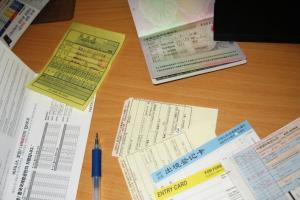 China Chinese Visa Application Guide Executive Business Services Chinese Invitation Letter on sale