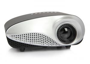 China Home Game Entertainment LED Lamp Projector 480X320p Built In Analog TV Tuner on sale