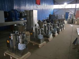 China Hot Sale Peanut Butter Bone Mud Mill Bone Paste Making Machine of paste making machine on sale