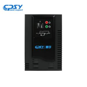China One Phase Industrial UPS Power Supply High Frequency Online 10KVA / 8KW Capacity on sale