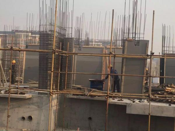 PLASTIC FORMWORK PANEL FOR CONSTRUCTION AND CONCRETE for sale