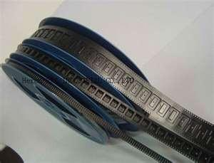 China Customized Carrier Tape For Micro SMD Capacitor Packaging, Carring, Transmission on sale