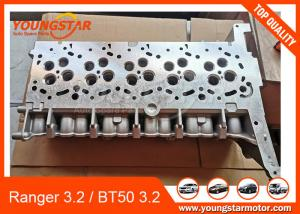 China Cylinder Head For Ford Ranger 3.2L  20V  5 CYL  Mazda BT50 3.2L  P5AT  BK3Q-6C032-BD on sale