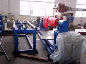 Quality Linha decorativa da extrusão da placa do PVC com sistema de controlo preciso da temperatura for sale