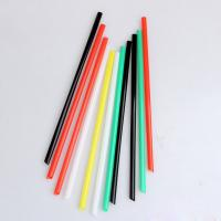 China PP Drinking Straws | Plastic Straws | Individually Wrapped Straws diameter 6mm on sale