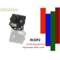 Mobile Hidden Cameras In Cars / Infrared Thermal Camera Waterproof Support Color Image