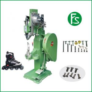 China Roller Skates Rivet Machine model 735G good quality reasonable price increase efficiency on sale