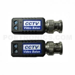 China PVB-E04 (400-600m) CCTV Passive Video Balun twisted-pair transmitter on sale