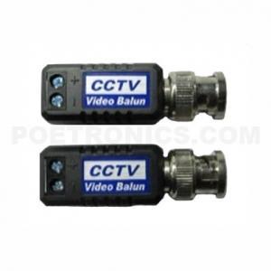 China PVB-E04 (400-600m) CCTV Passive Video Balun twisted-pair transmitter on sale