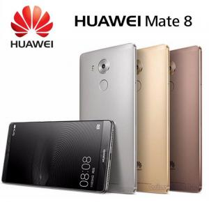 China HUAWEI Mate 8 Mobile Smartphone Android 16MP CAM Dual Sim 6'' CellPhone Unlocked on sale