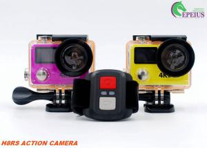 China 360 VR Waterproof Action Camera H8RS Sports Snorkeling / Biking / Racing / Skiing on sale