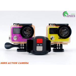China 360 VR Waterproof Action Camera H8RS Sports Snorkeling / Biking / Racing / Skiing on sale