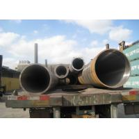 Petrochemical Industry Hot Rolled Steel Pipe , Seamless Carbon Steel Pipe32
