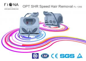 China Painless Shr OPT Hair Removal Machine Skin Free Time Saving For Beauty Salons on sale