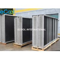 China AHU Cooling Coil , Air Conditioner Stainless Steel Fin and Tube Heat Exchanger on sale