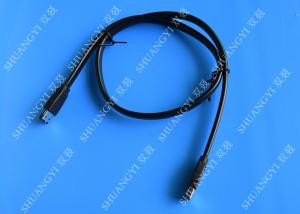 China Premium External Round Serial ATA SATA Cable E-SATA II Metal Latch EMI Protection on sale
