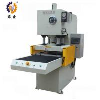 White C Type Hydraulic Die Cutting Machine With Electronic Location Finder 10T