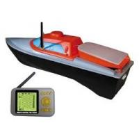 China China Plastic 2A 110v - 240v Remote controlled RC Bait fishing boat for Sale on sale