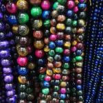 assorted color tiger eye round beads