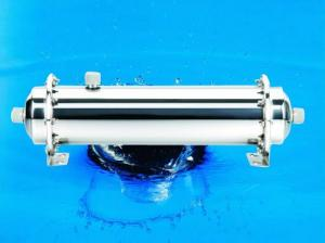 China Stainless Steel RO Water Filter System QY-GS15 on sale