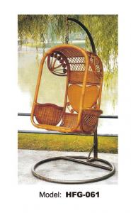 China hanging garden swing chairs garden swing chairs manufacture on sale