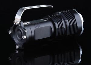 China 2200 LM Waterproof High Power LED Flashlight , LED Hand Torch Flashlight on sale