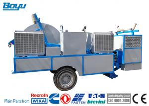 China TY2x45TP Cummins Engine Overhead Line Stringing Equipment Hydraulic Puller Tensioner on sale