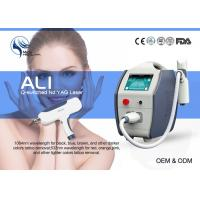 Professional Q-Switched Nd Yag Laser Machine Q Switched Nd Yag Laser Equipment 532nm