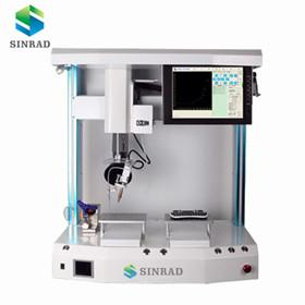 China cut down cost PCB board spot soldering intelligent soldering robot support drag soldering on sale