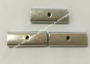China Solid Stamped Aluminum Parts , Sheet Metal Stamping Service For Power Equipment on sale