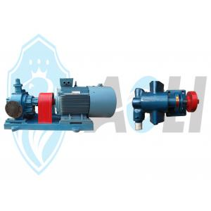 China High Pressure Gear Pump Hydraulic Oil Pump For Heavy Oil / Crude Oil on sale