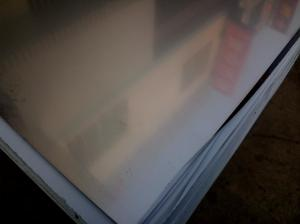 China 316l 316 Stainless Steel Sheet , 2mm Thick Stainless Steel Plate on sale