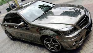 China chrome mirror car wrap vinyl high quality factory price on sale