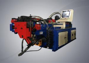 China 220v / 380v customized voltage Exhaust Pipe Bending Machine with Microcomputer Control on sale