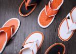 Los deslizadores para hombre de la moda de A-rmani del nuevo diseñador de Hotest de la venta rematan las sandalias de la playa de los balanceos del grado