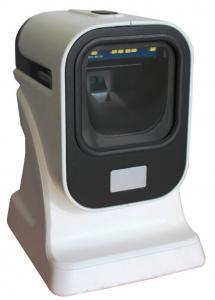 China Wholesales 2D/QR Omnidrectional Handfree Barcode Scanner Laser Desktop Bar Code Reader Updated on sale