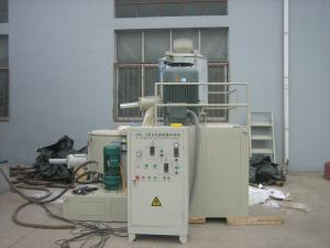 China Hot And Cool Mixer Plastic Auxiliary Equipment on sale