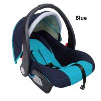 China Blue Flannel Fabric Corporate Promotional Gifts Child Safety Seats on sale