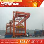 40.5 ton Rubber Tyre Container Gantry Crane