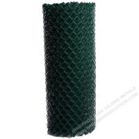 China Commercial PVC Coated Chain Link Fence For Play Yard on sale
