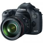 Canon EOS 5D Mark III Video Production Kit with 24-105mm f/4L IS USM AF Lens