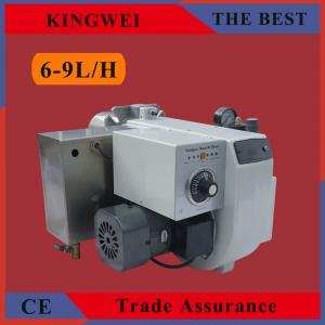 China new products KV-10 waste mixed heavy oil burner&heater for spray booth on sale