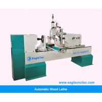 Automatic Wood Lathe for Oak Stair Spindles and Wooden Banister Making
