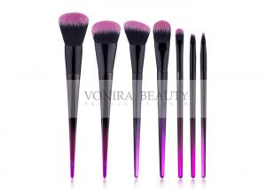 China Basic Must Have 7 Pieces Synthetic Makeup Brushes , Hair Cosmetic Brushes on sale