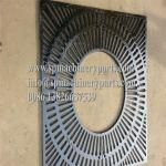 China Foundry manufactures beautiful New Design cast iron Square Tree Grates With Custom Logos