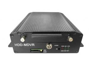 China 4G Mobile DVR HDD 1T Storage With One To Four Cameras And Fuel Sensor on sale